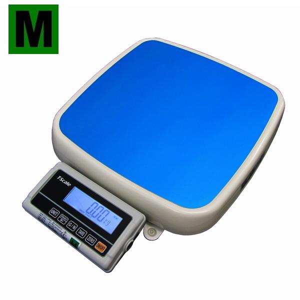 Osobní váha Tscale FOXII150MRH, 150 kg, zdravotnická (Certifikovaná lékařská osobní váha FOX-II do 150 kg, určená do zdravotnických zařízení)