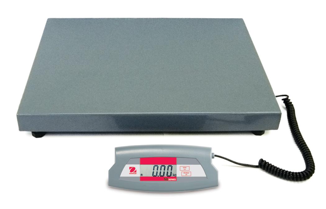 Balíková váha Ohaus SD200L200 kg, 520x400 mm