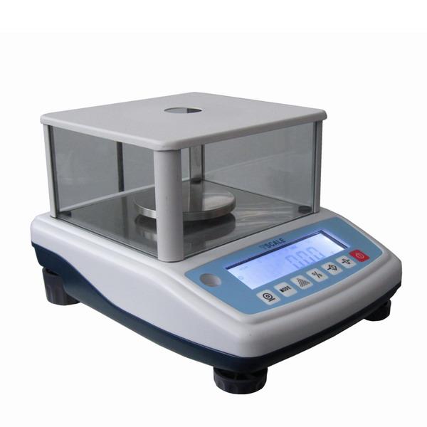 Laboratorní váha TSCALE NHB1500+, 150g/0,01g, ?80mm