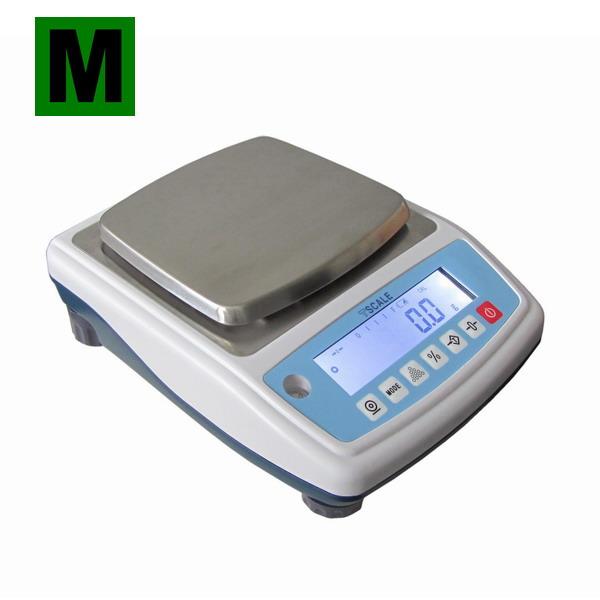 Laboratorní váha TSCALE NHB6000M, 6000g/0,1g