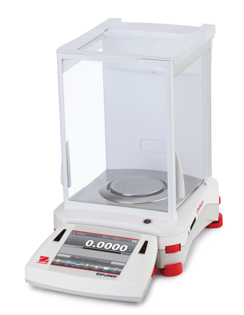 Analytická váha Ohaus Explorer Analytical EX224, 220 g, 0,1 mg (Laboratorní analytická váha Ohaus Explorer 220 g , 0,1 mg)