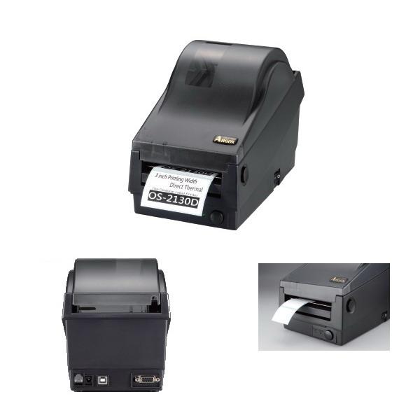 Tiskárna etiket TSCALE OS-2130D (Termotiskárna etiket TSCALE OS-2130D, 203dpi)