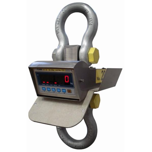 Žáruvzdorný ochranný kryt pro závěsné váhy (Žáruvzdorný ochranný kryt J1OS pro závěsné váhy do vysokých teplot)