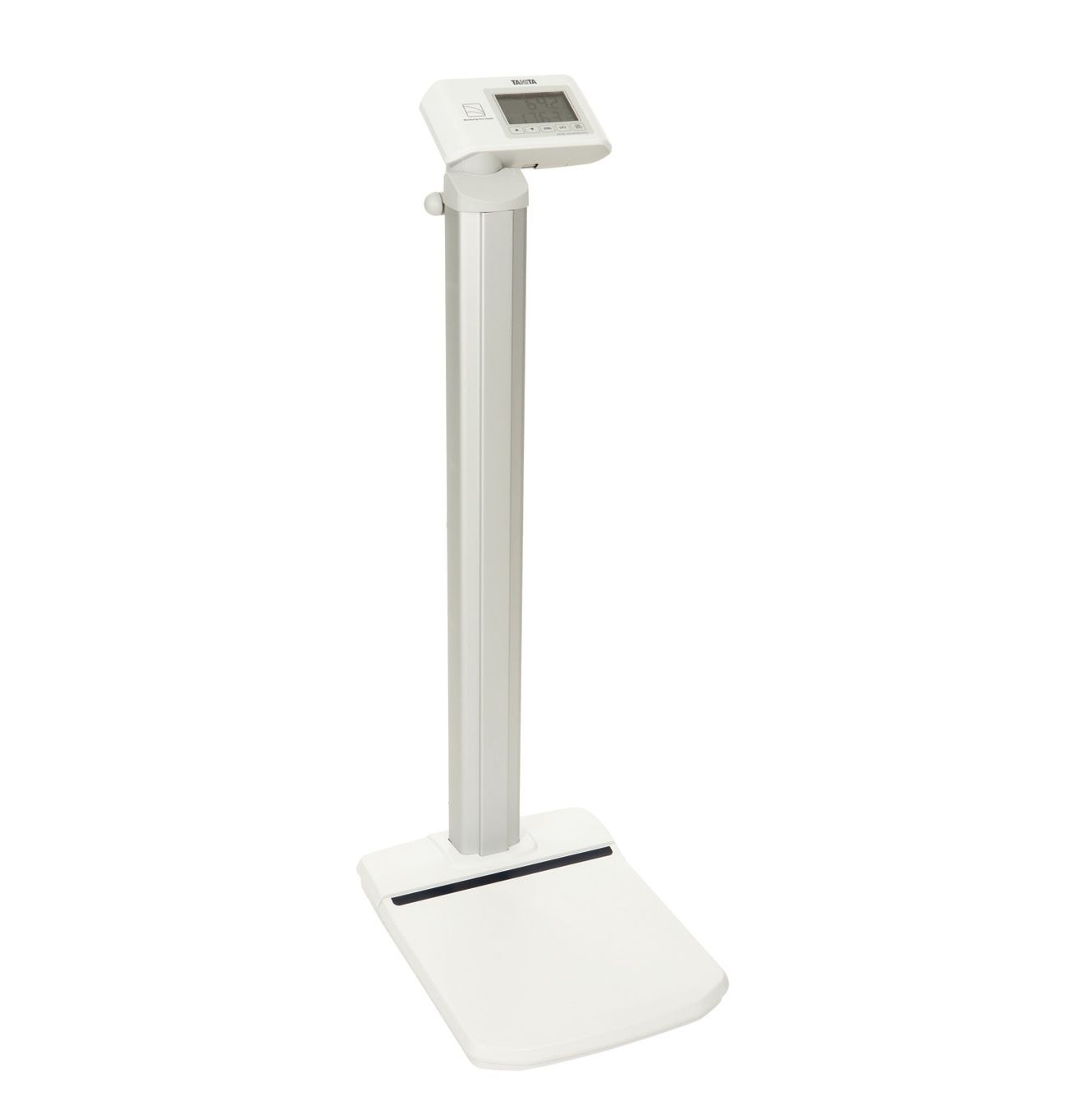 Lékařská osobní váha Tanita WB 380P s funkcí BMI (Osobní digitální váha Tanita WB 380P s funkcí BMI ve vysokém provedení)