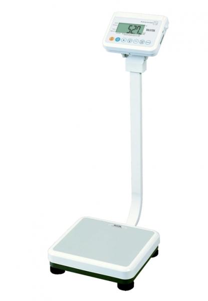 Lékařská osobní váha Tanita WB 150MA P, cejchuschopná (Osobní digitální váha Tanita WB 150MA P pro zdravotnické zařízení)