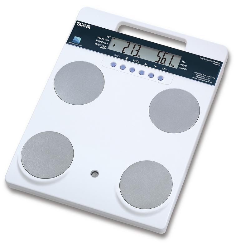 Přenosný tělesný analyzátor Tanita SC 240 MA (Osobní váha s tělesnou analýzou Tanita SC-240 MA, cejchovaná)