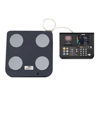 Tělesný analyzátor Tanita DC 360 S s tiskárnou (Osobní váha s tělesnou analýzou Tanita DC 360 S s tiskem výsledků analýzy)