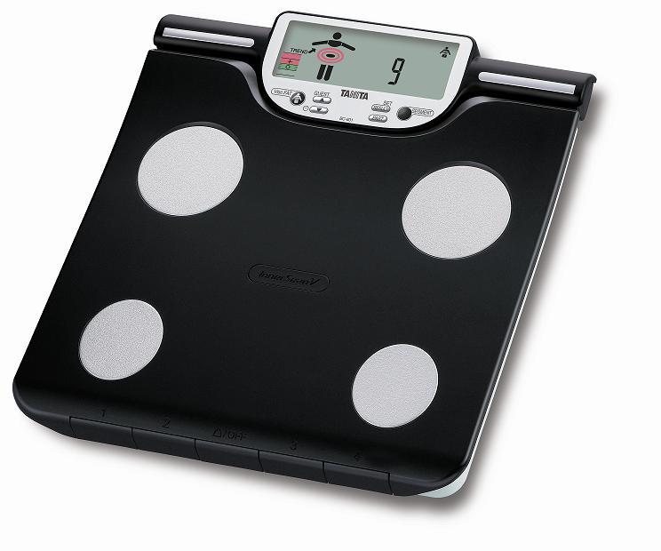 Osobní váha s tělesnou analýzou Tanita BC-601 (Osobní váha s tělesnou analýzou Tanita BC-601 pro domácí vážení)
