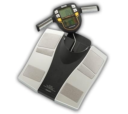 Osobní váha s tělesnou analýzou Tanita BC-545N (Osobní váha s tělesnou analýzou Tanita BC-545N pro domácí vážení)
