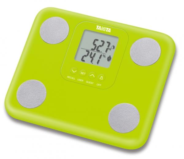 Osobní váha s tělesnou analýzou Tanita BC-730 zelená (Osobní váha s tělesnou analýzou Tanita BC-730 zelená pro domácí vážení)