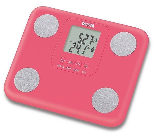 Osobní váha s tělesnou analýzou Tanita BC-730 růžová (Osobní váha s tělesnou analýzou Tanita BC-730 růžová pro domácí vážení)