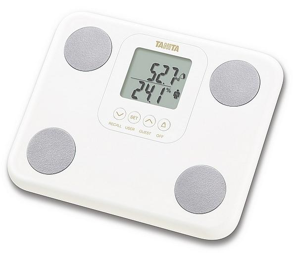 Osobní váha s tělesnou analýzou Tanita BC-730 bílá (Osobní váha s tělesnou analýzou Tanita BC-730 bílá pro domácí vážení)