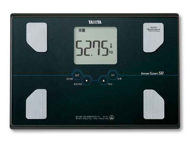 Osobní váha s tělesnou analýzou Tanita BC-313 černá (Osobní váha s tělesnou analýzou Tanita BC-313 černá pro domácí vážení)