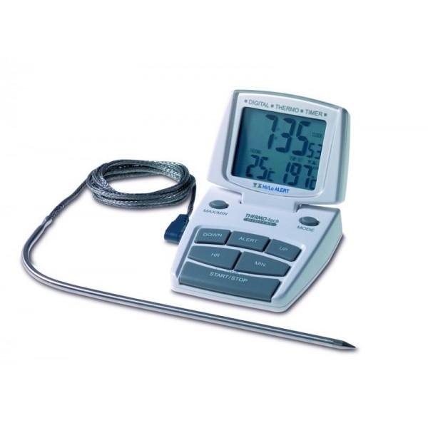 Kalibrovaný teploměr TFA 14.1500 s časovačem