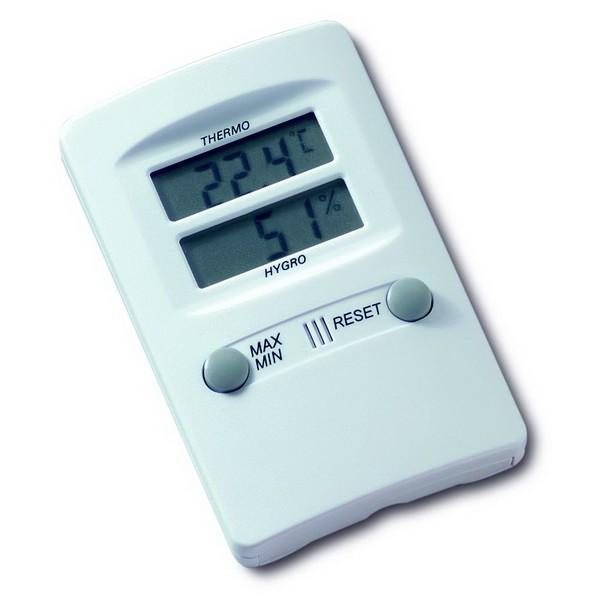 Kalibrovaný teploměr s vlhkoměrem TFA 30.5000.02