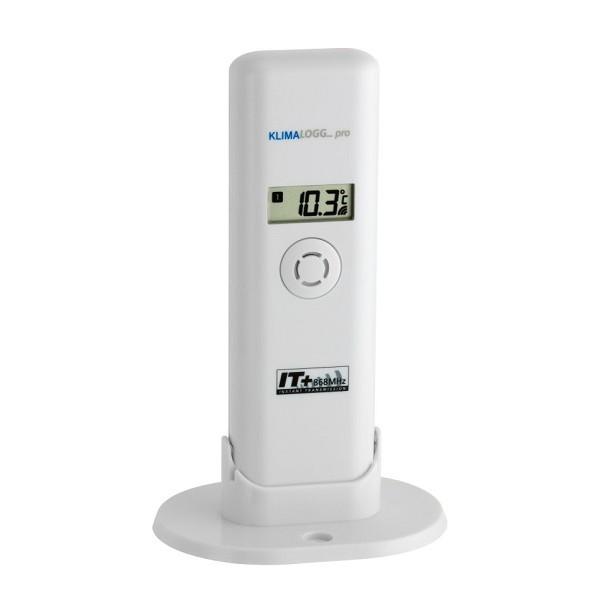Externí bezdrátové čidlo TFA 30.3181.IT - teplota (Kalibrované externí čidlo TFA 30.3181.IT pro měření teploty k datalogeru TFA 30.3039.IT)