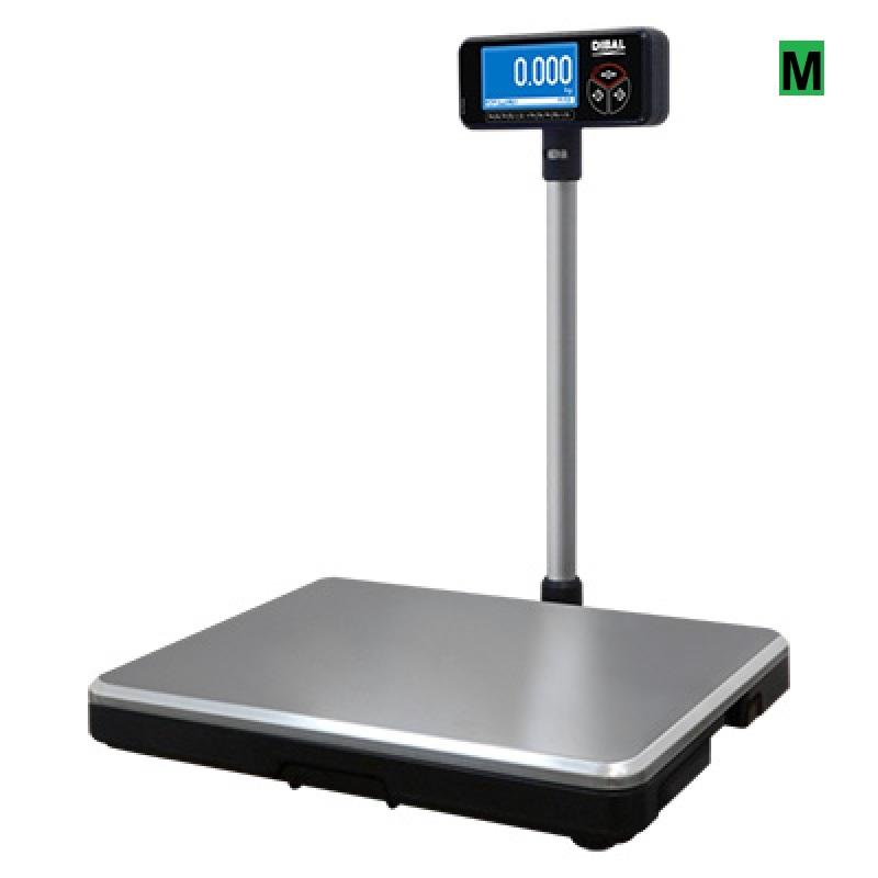 Obchodní váha DIBAL DPOS 400T1, 6/15 kg cejchovaná (Obchodní váha DIBAL DPOS 400T1 pro připojení k POS nebo reg. pokladně)