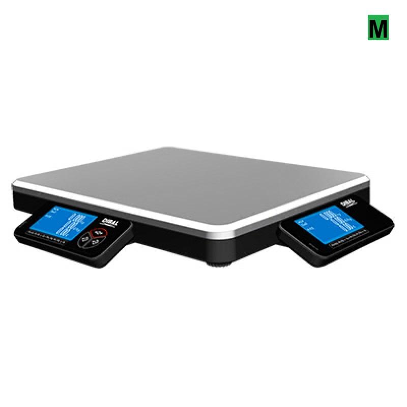 Obchodní váha DIBAL DPOS 400F2, 6/15 kg cejchovaná (Obchodní váha DIBAL DPOS 400F2 pro připojení k POS nebo reg. pokladně)