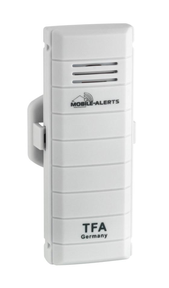 Bezdrátové čidlo TFA 30.3300.02 pro WeatherHub - teplota (Přídavné bezdrátovné čidlo teploty TFA 30.3300.02 pro monitorovací systém WeatherHub)