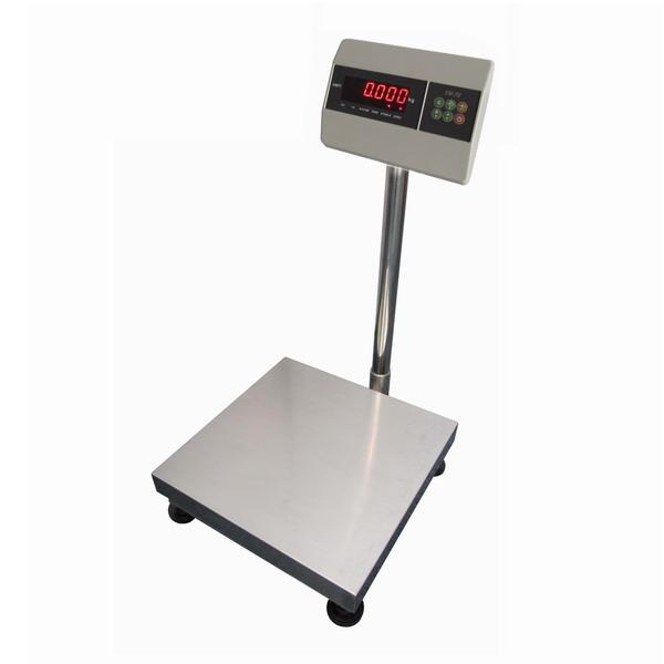 Můstková váha 1T3040LNT6 do 30kg, 300x400mm, lak/nerez