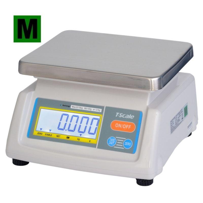 TSCALE T28-15D – 6/15 kg