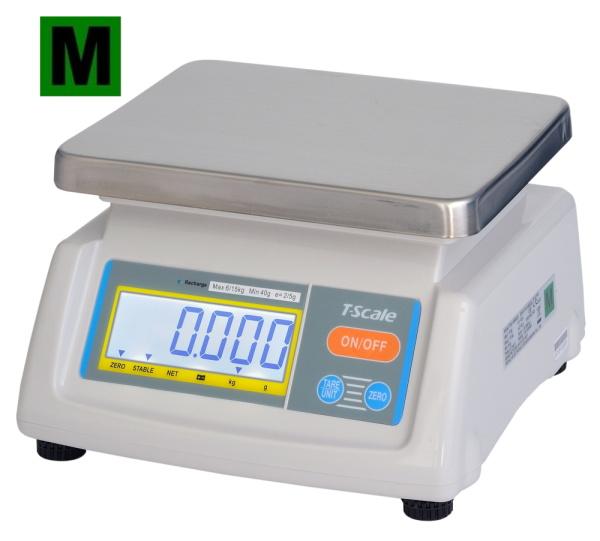Tscale T28-6D – 3/6 kg
