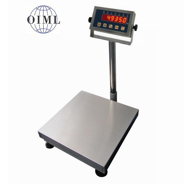 Můstková váha 1T4040NNSCMIN/DR, 30kg, voděodolná