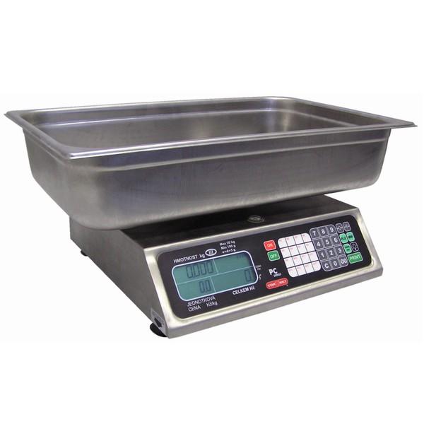 Obchodní váha na ryby TORREY PCS-20 MR do 20kg